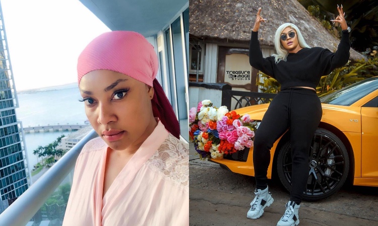 """""""Is there something people can learn from you as a celebrity?"""" – Angela Okorie asks her colleagues"""