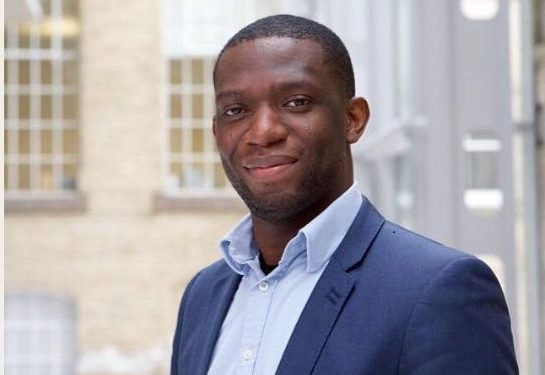 Dipo Awojide promoted as senior lecturer at UK business school