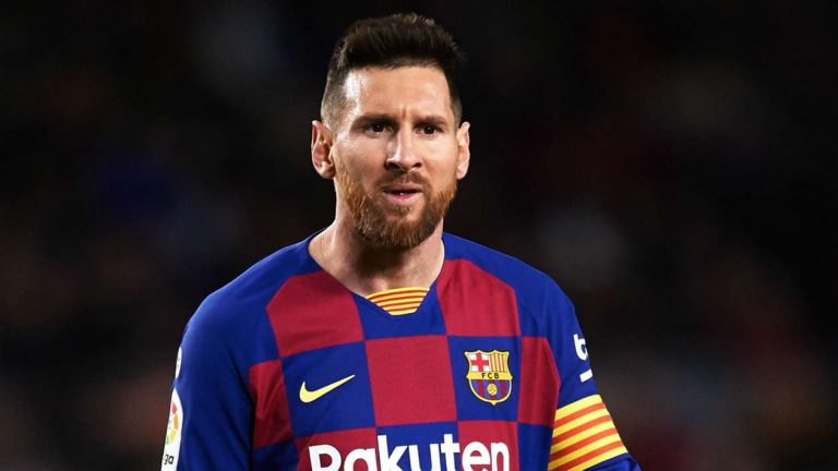 Lionel Messi's new contract has been delayed until we can sell players – Barcelona President Joan Laporta
