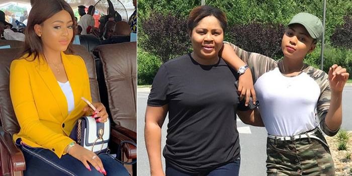 """""""You can't win against mothers"""" – Regina Daniels says, reveals her mother is a bully"""