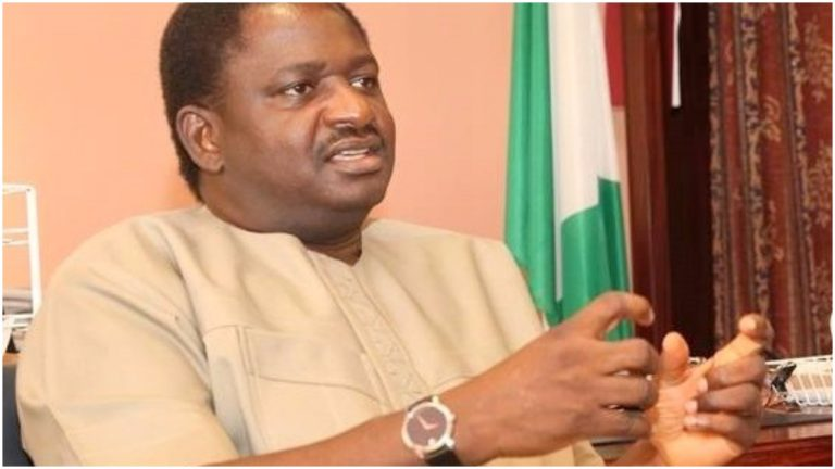 Between now and 2023, there'll be more confusion in PDP – Femi Adesina