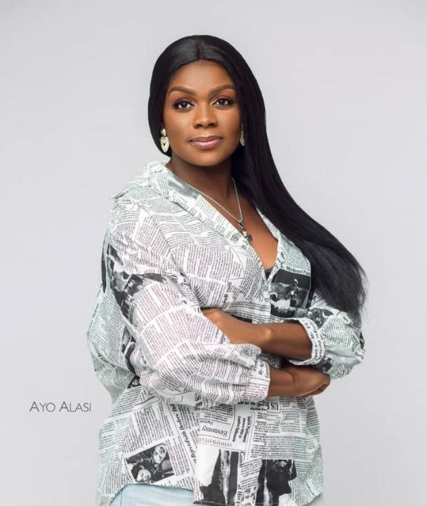 Hope Egbe speaks on why women in the media don't get lucky with men