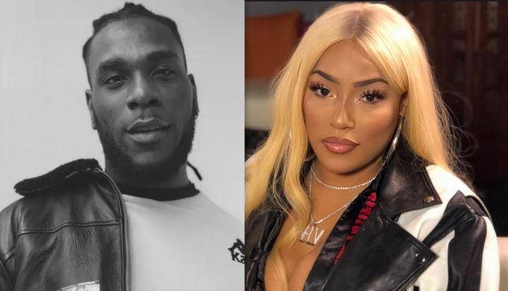 See what Stefflon Don did next after Burna Boy lost at the Grammy's