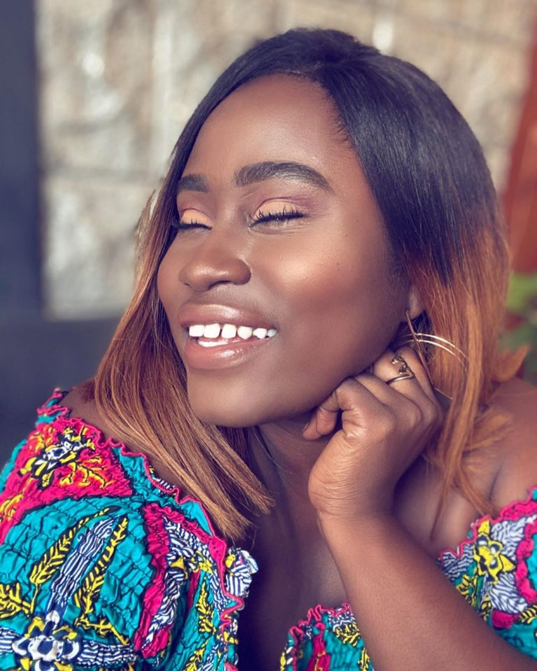 Lydia Forson marks 17 years in the industry with riveting smile