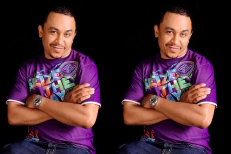 'Choose your God' – Daddy Freeze compares words of Bishop Oyedepo and Obi Cubana
