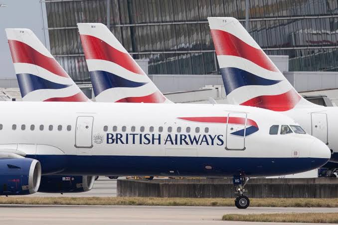 British Airways owner record biggest loss in its history! Loses €7.4 billion due to Covid pandemic