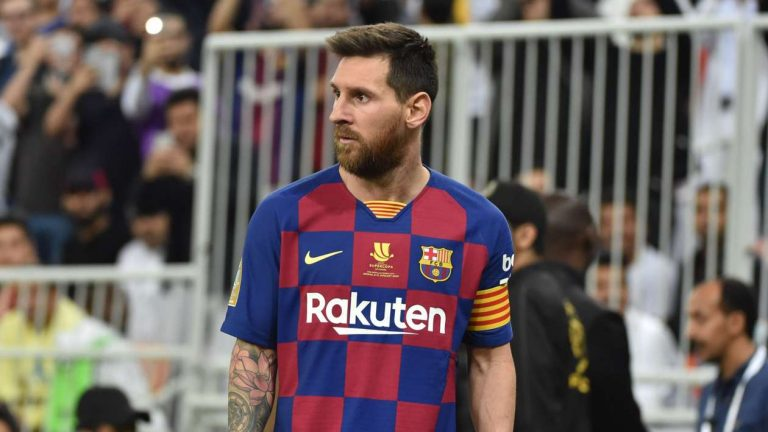 Lionel Messi and Barcelona 'finally agree terms on a two-year contract extension until 2023'