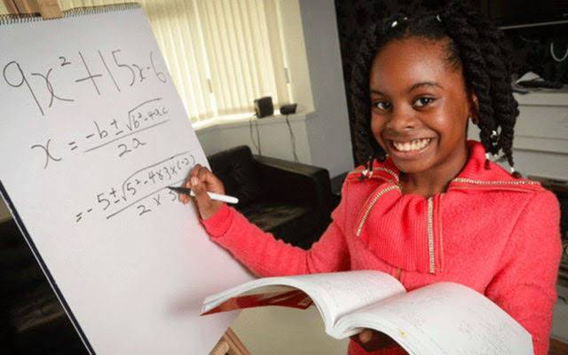 Meet the Nigeria 14-year-old genius with a degree in mathematics