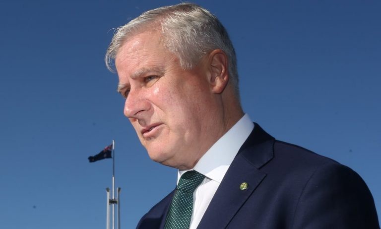 Michael McCormack's job under threat with Nationals spill motion likely to be moved