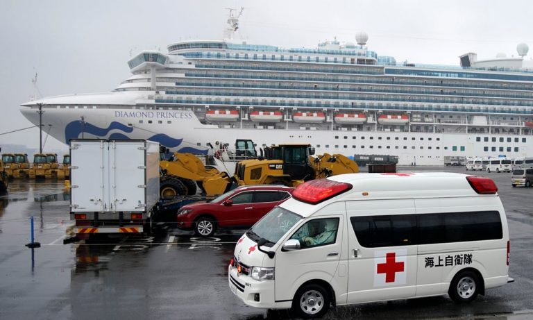 Coronavirus! 70 more cases on Japan cruise ship as China infections pass 68,000