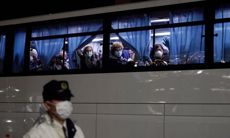 Japan braces for hundreds more cases as another China city locked down