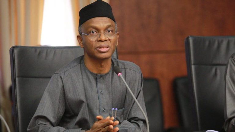 We are working with Nasarawa government to rescue kidnapped monarch – El-Rufai