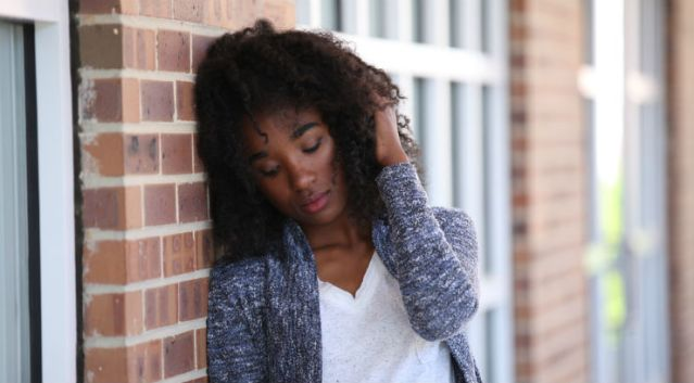 """""""My husband's side chick came to my office to warn me to stay away from her man"""" – Woman cries out"""
