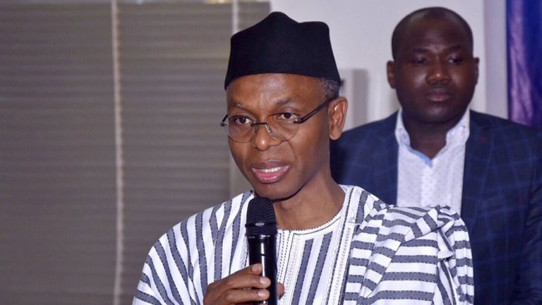 FG slowing down efforts of North-West governors to end banditry – El-Rufai