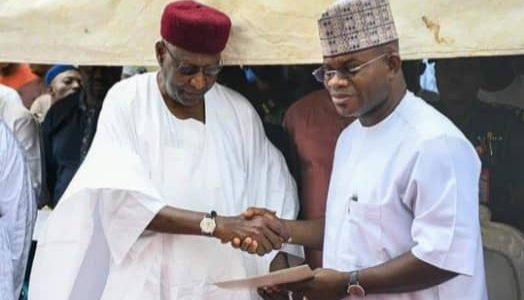 Governor Yahaya Bello allegedly tested positive to COVID-19
