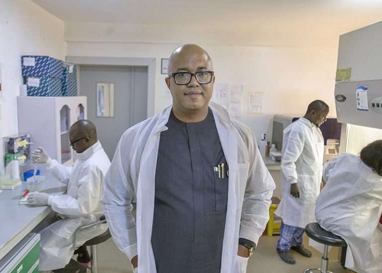 Nigerian Centre for Disease Control Boss, Chikwe Speaks From Isolation
