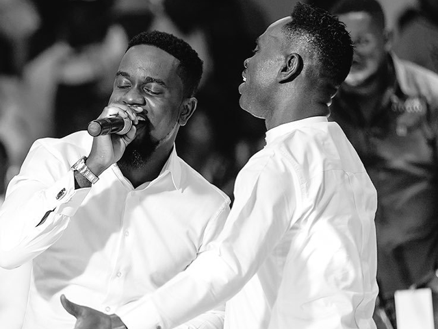 The Biggest Breakthrough In My 43-Year Music Career Is Featuring Sarkodie – Yaw Sarpong