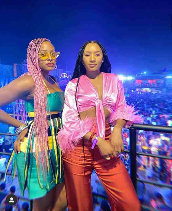 DJ Cuppy 'Begs' marvel to include sister, Temi Otedola in Black Panther 2