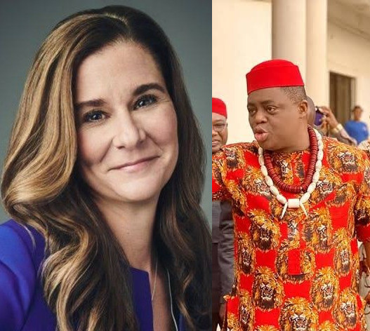 Femi Fani-Kayode reacts to Melinda Gates' statement that there will be bodies in the streets of Africa if Coronavirus is not brought under control (video)