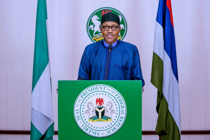 My administration has lifted 10.5 million people out of poverty – Buhari