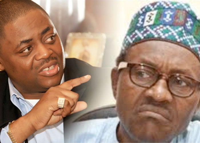 """""""Whoever advised you to suspend Twitter in Nigeria is your biggest enemy"""" – FFK tells President Buhari"""