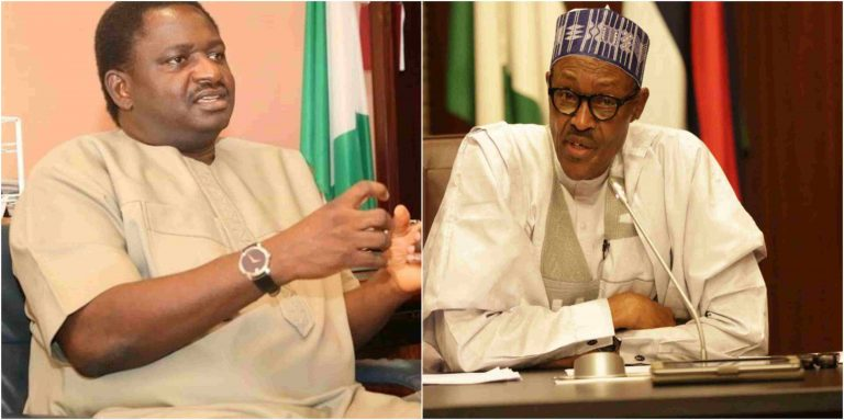 'Pitiable and miserable souls'- Femi Adesina describes people saying President Buhari isn't doing anything about insecurity