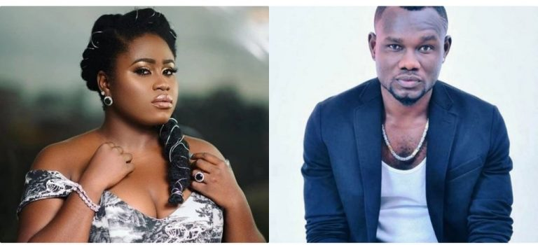 Lydia Forson clashes with Prince David Osei over upliftment of partial lockdown