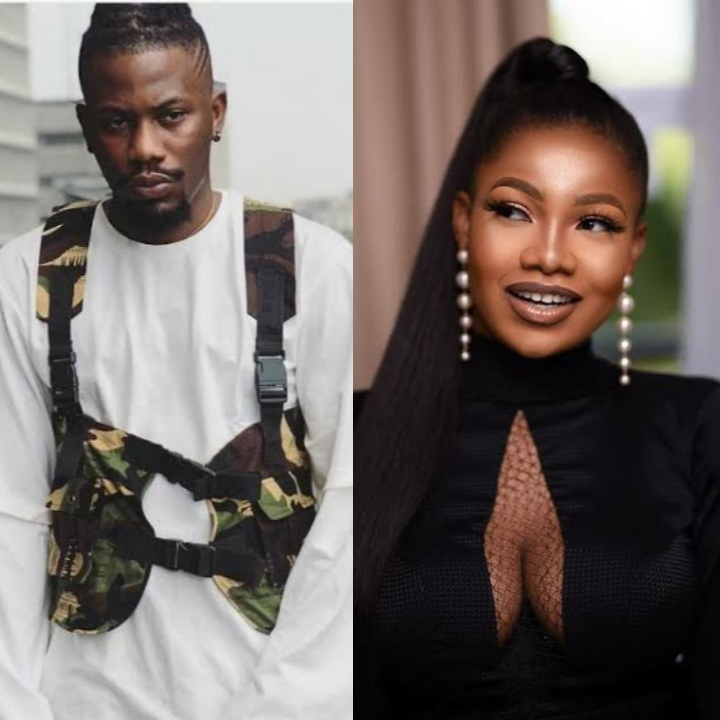 Fans Blast Rapper, Ycee For Sending Shout Out To Tacha