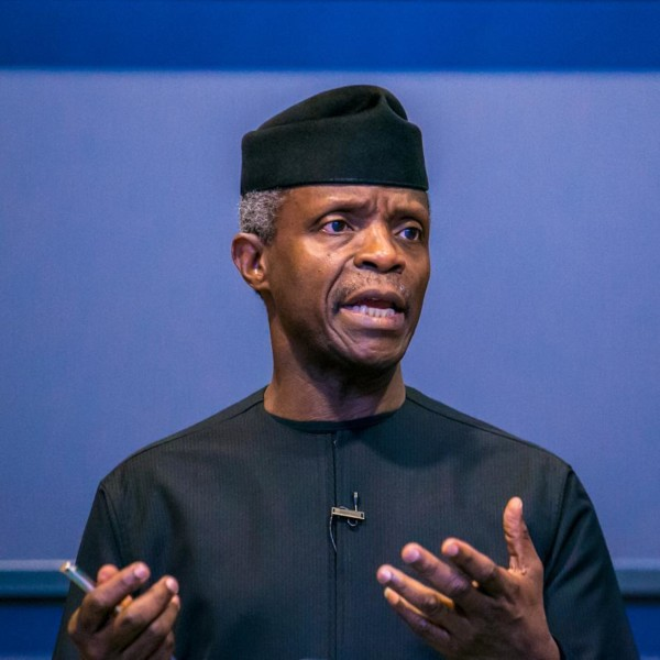 Buhari will use commonsense strategy to lift 100m Nigerians out of poverty – Osinbajo