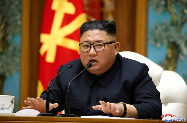 North Korea in 'great crisis' after Covid-19 lapses – Kim Jong-un complains