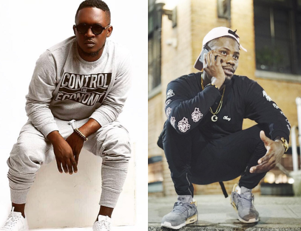 Ycee responds after MI Abaga applauded him on handling beef with Tinny Ent in a matured manner