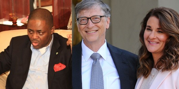 No matter how many demonic, satanic and occultic forces you control, you shall not prevail – FFK slams Bill and Melinda Gates