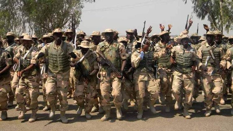 Over 50 bandits neutralized by combined ground and air assault in Kaduna