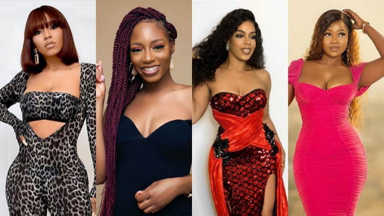 Between Khafi, Tacha, Mercy and Venita's fans; the fight is becoming bloody