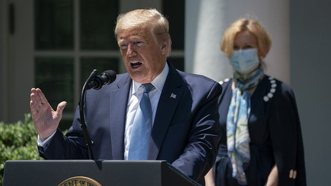 Coronavirus cases in the US hit three million as President Trump pushes for schools to reopen