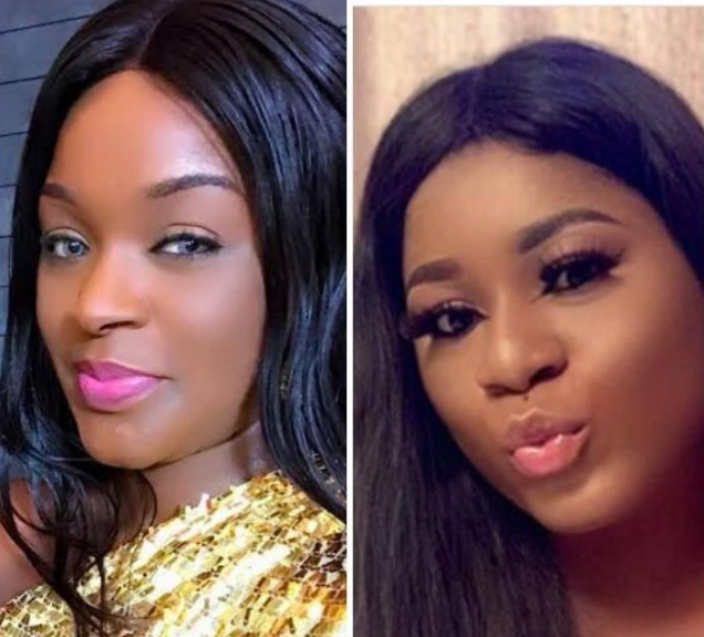 Actress Chacha Eke and Destiny Etiko sighted together in new photo