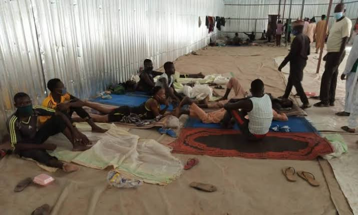Police rescue 126 workers allegedly held hostage for 3 months in Kano factory