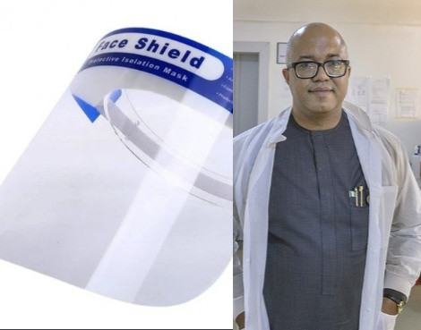 Face shields not sufficient enough to protect against COVID-19 – NCDC DG, Chikwe Ihekweazu