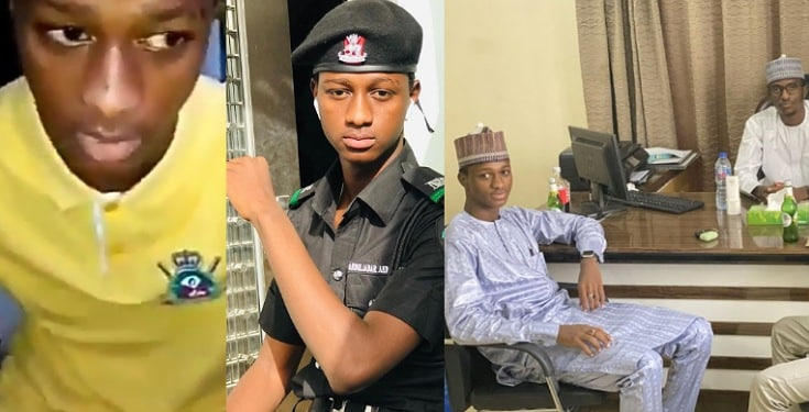 After being exposed as fake police officer, Beelalgy signs multimillion naira deal