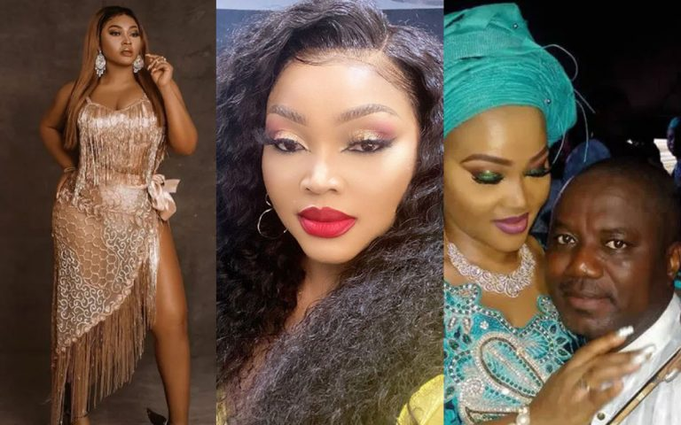 I pay N380,000 school fees for our son but she changed him to school of N980,000 which I couldn't afford-  Mercy Aigbe's ex-husband makes deep revelation