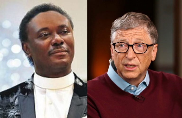 Bill Gates is leading an agenda to destabilize the world and execute a satanic agenda against the church – Rev. Chris Okotie