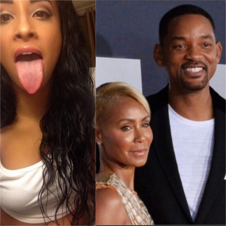 If Will Smith wants to get back at Jada, I'm here' – Porn star Teanna Trump