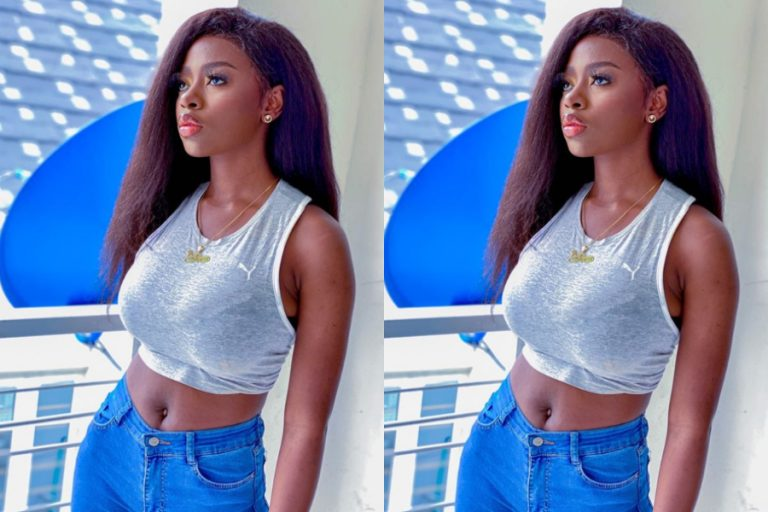 """""""I could not find a man this year"""" – Reality star, Diane Russet cries out for being single"""