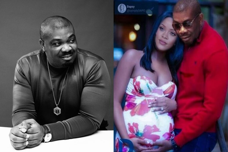 """""""Rihanna no know wetin she dey miss"""" – Nigerians react as Don Jazzy calls himself the 'Hottest bachelor'"""