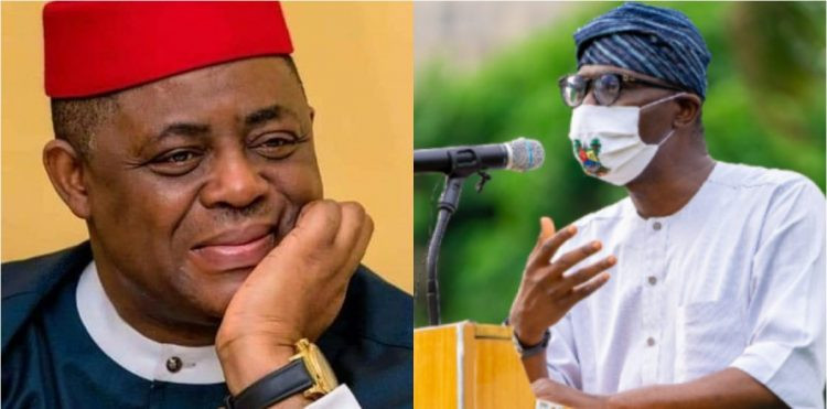 Nigerian army's claim it was Governor Sanwo-Olu that asked for soldiers to be deployed to Lekki is of grave implication – Femi Fani-Kayode