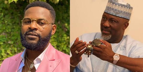 Don't act like you are one of us – Falz slams Dino Melaye