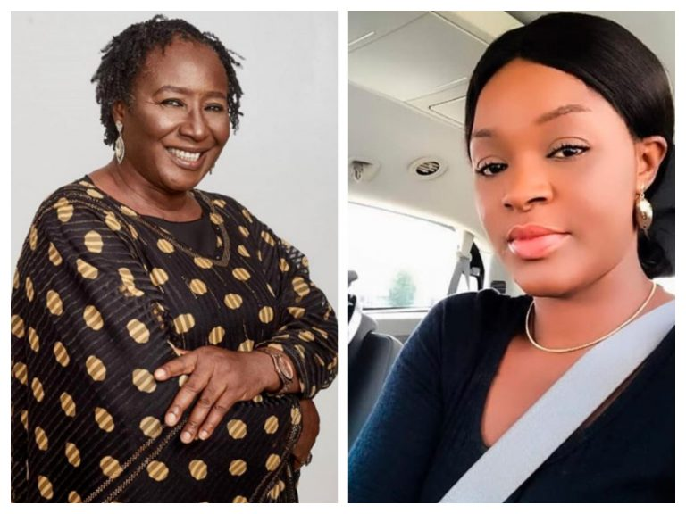"""""""I need to speak to you my dear daughter""""- Patience Ozokwor reacts to Chacha Eke's marriage crisis"""