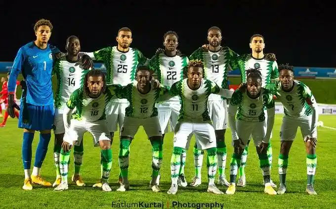 AFCON Qualifiers: Super Eagles throw away four-goal lead to draw 4-4 with Sierra Leone