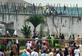 18 prisoners who escaped from Edo correctional facility rearrested