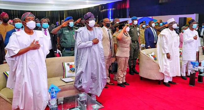 The level of insecurity being experienced across the nation calls for serious concern – Sanwo-Olu